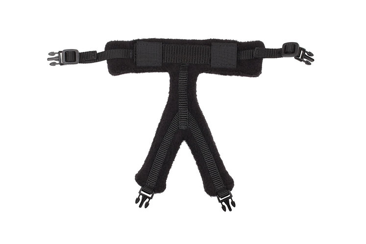 "Life On The Hedge | Perfect Fit ""Tiny"" harness Black"