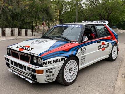 Lancia Integrale Rally