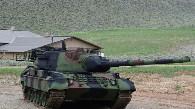 Leopard 1 A5 MTB.mp4