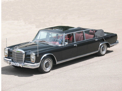 Mercedes 600 Pullman