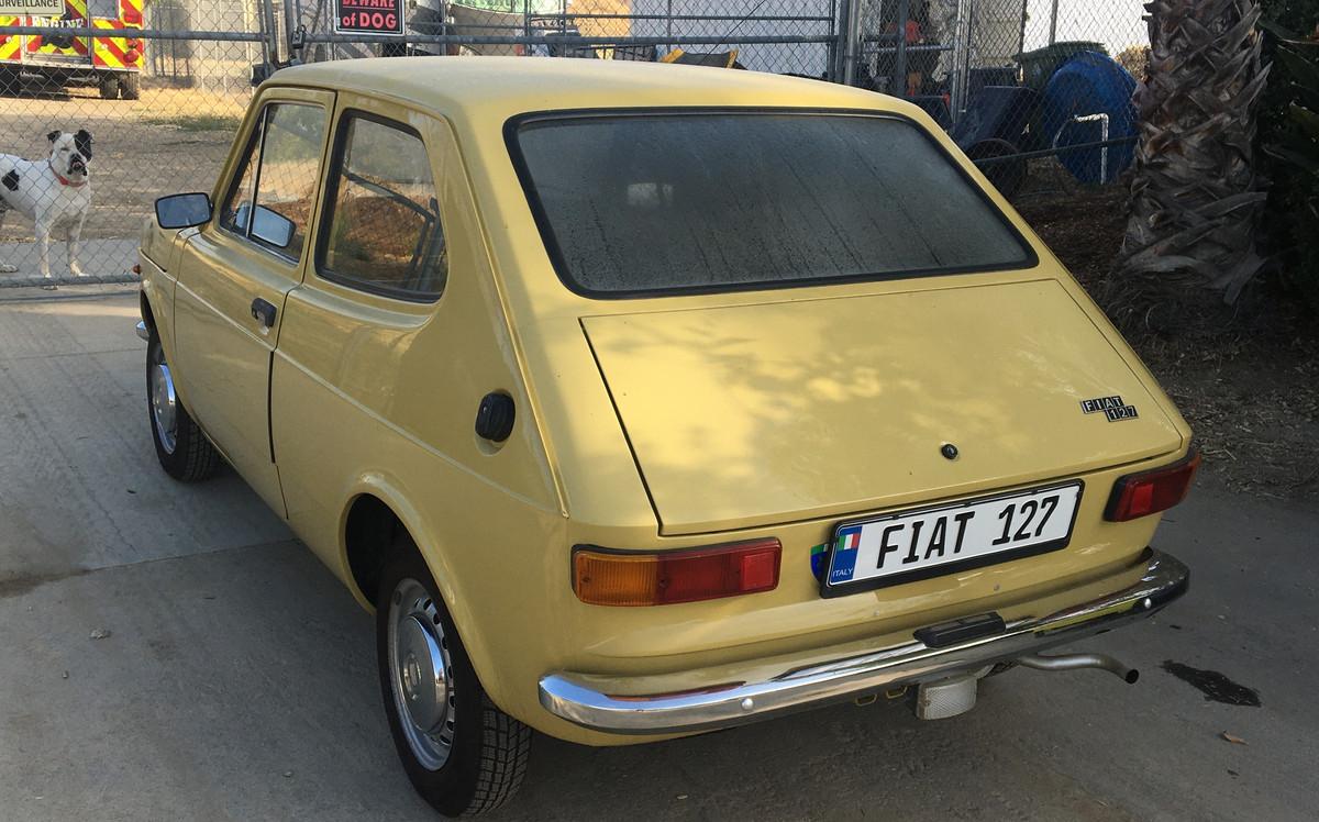 Fiat 127 Rear.JPG