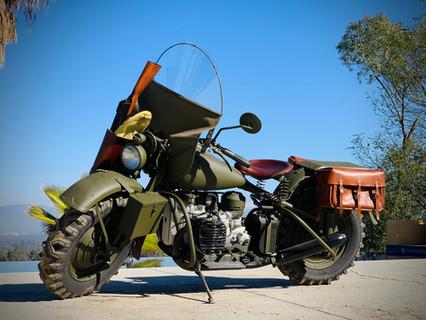 Harley Davidson 1942