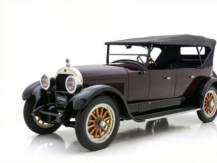 1925 Cadillac Type V63 Phaeton Convertible