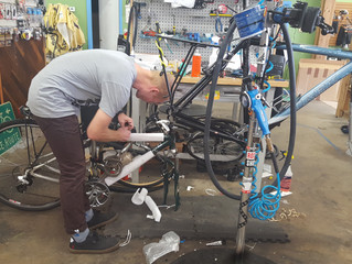 Meet our Mechanics: Scott