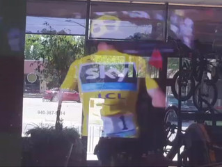 We're showing the Tour de France at the shop, and this is why you should watch too