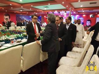Major Faza Akram & Chaudhry Abdul Ghafoor Khan