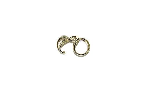 Hormones Two Finger Ring