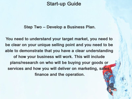 Business Start Up Guide Extract
