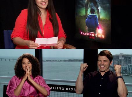 Raising Dion Netflix Original | Junket