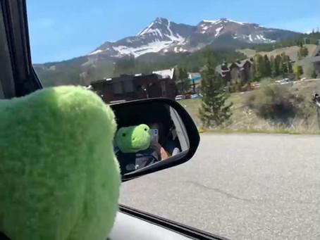 I went to Montana!