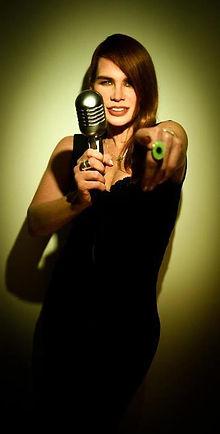 Maria Rivas interprete y compositora de latin jazz