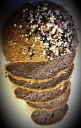 Chlebík bez mouky - recept