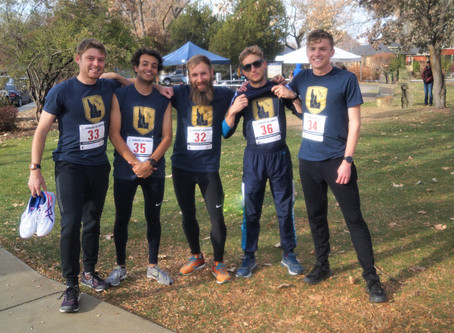IDP Men's Team to Race at Club Cross Nationals