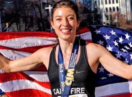 Spotlight on Emma Ulmer - Olympic Marathon Trials Qualifier