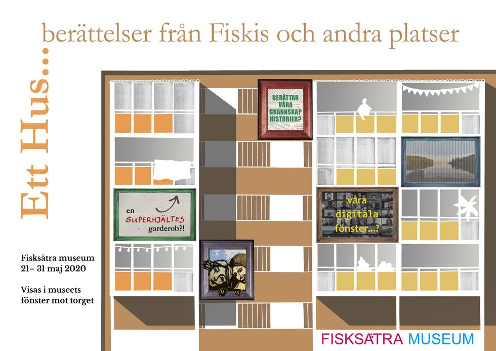 Dollhouse at Fiskätra Museum