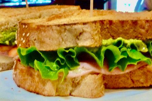 The Vegetarian Sandwich