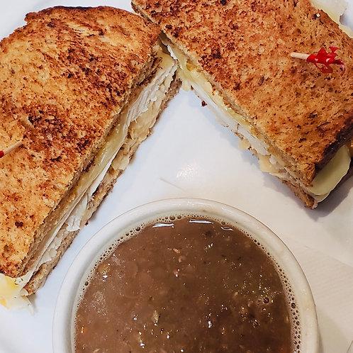 San Francisco Reuben Sandwich