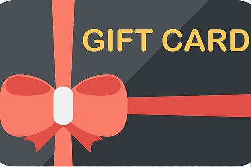 Gift Card ($100)