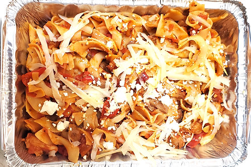 Meat Sicilian Pasta (Friday Special)