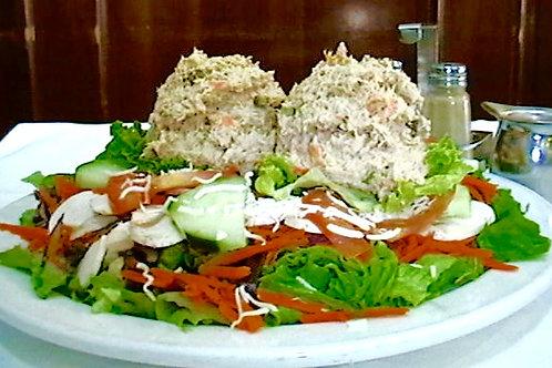 Tuna Manhattan Salad
