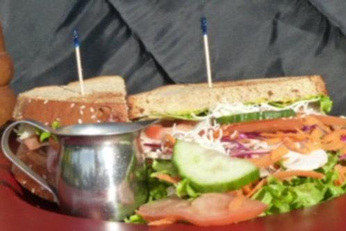 Loafer's Chicken Salad Sandwich