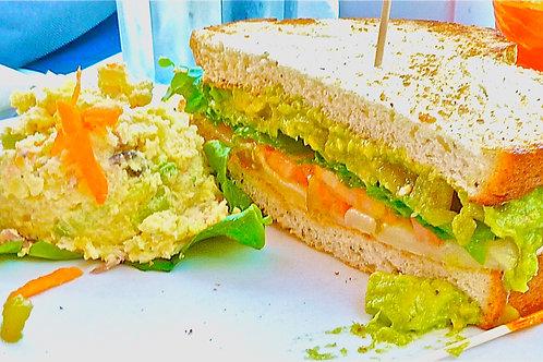 Roasted Turkey Harvarti Sandwich