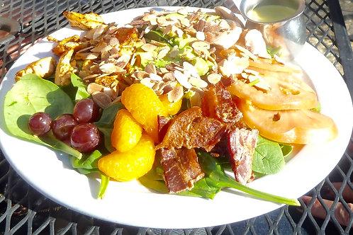 Napa Valley Spinach Salad
