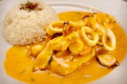 Pescado a lo Macho (Thursday's Dinner for two Special)
