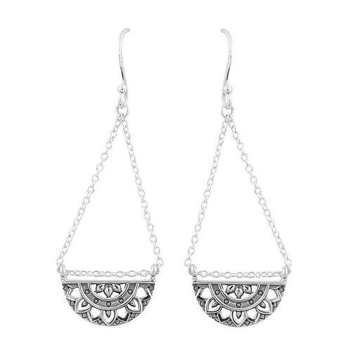 MIDSUMMER STAR | Mandala Earrings