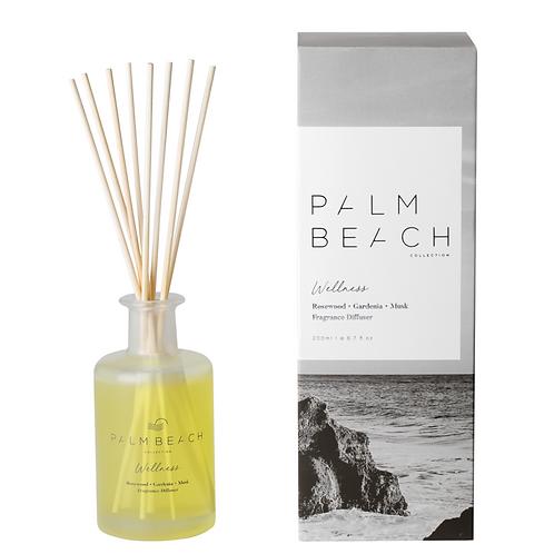 PALM BEACH | Wellness Reed Diffuser | Rosewood, Gardenia & Musk