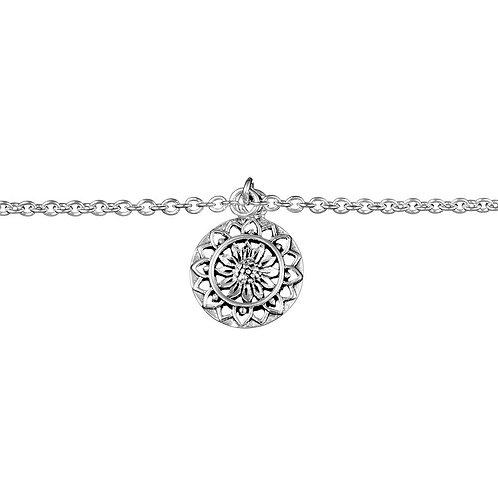MIDSUMMER STAR | Sun Mandala Anklet