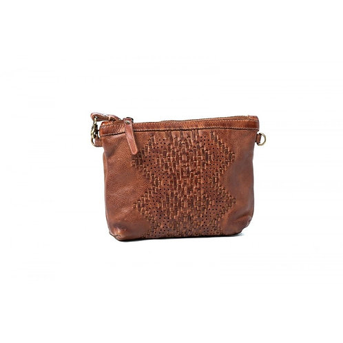 RUGGED HIDE | Judy Leather Bag | Cognac