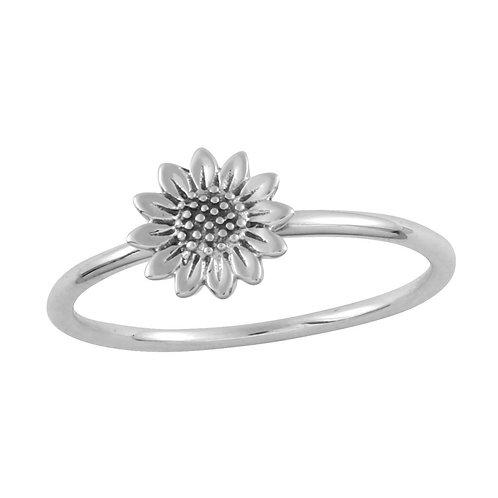 MIDSUMMER STAR | Delicate Sunflower Ring