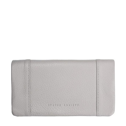 STATUS ANXIETY | Some Type of Love Wallet | Grey