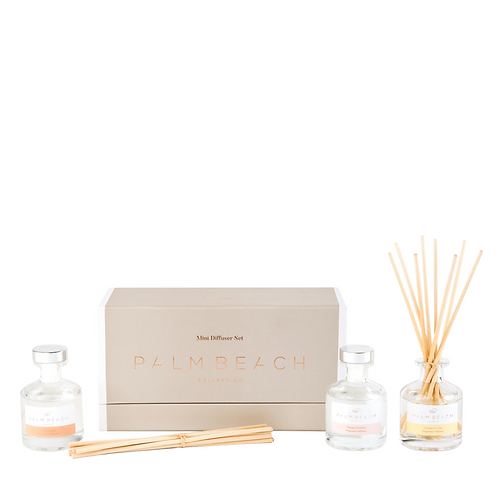 PALM BEACH COLLECTION | Trio Mini Diffusers Gift Pack