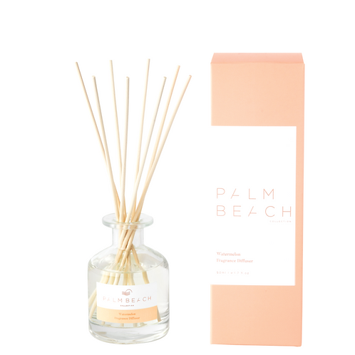 PALM BEACH COLLECTION | Watermelon | Mini Reed Diffuser