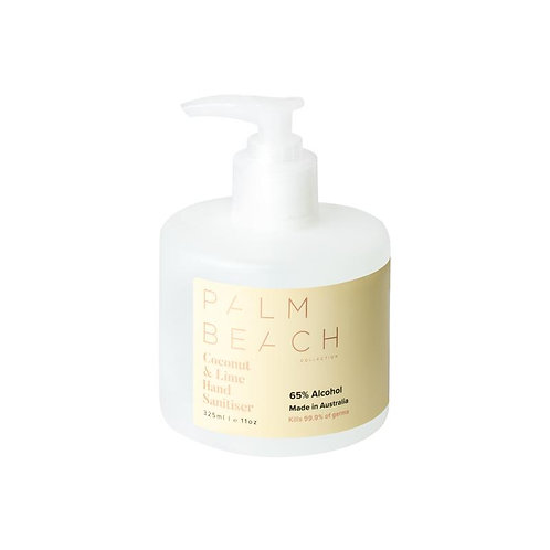 PALM BEACH COLLECTION   Hand Sanitiser   Coconut & Lime