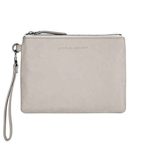 STATUS ANXIETY | Fixation Clutch | Cement