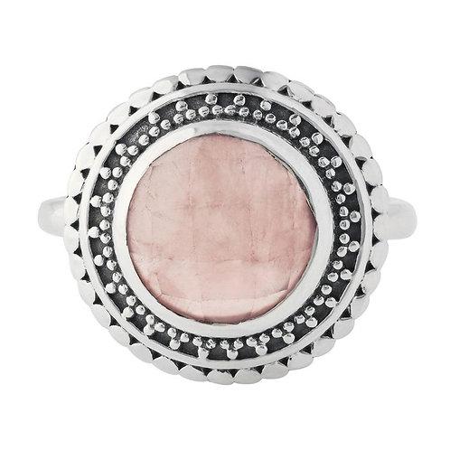MIDSUMMER STAR | Hidden Doorway Rose Quartz Ring