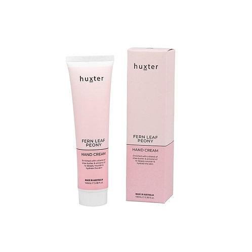 HUXTER | Hand Cream 100ml | Fern Leaf Peony