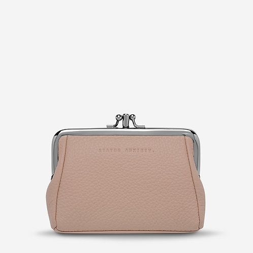 STATUS ANXIETY | Volatile Purse | Dusty Pink