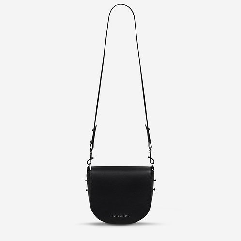 STATUS ANXIETY | Art Of Pretending Bag | Black