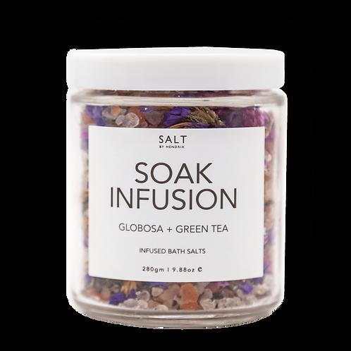 SALT BY HENDRIX | Soak Infusion | Globosa + Green Tea