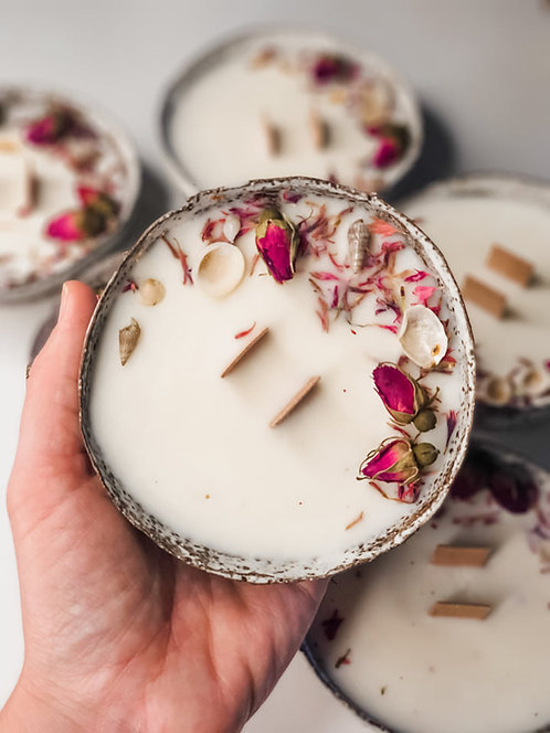 THE CLAY SOCIETY | Earth Bowl Candle | Restore