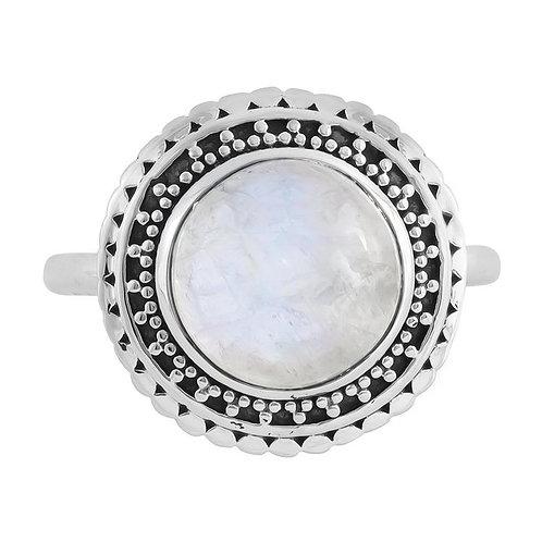 MIDSUMMER STAR | Hidden Doorway Moonstone Ring