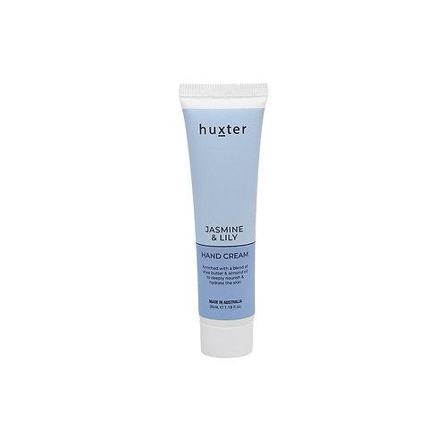 HUXTER | Hand Cream 35ml | Jasmine & Lily