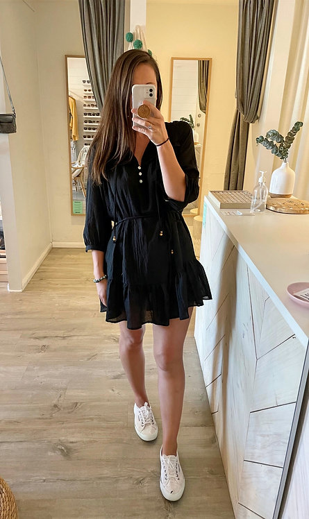 Jesse Dress | Black