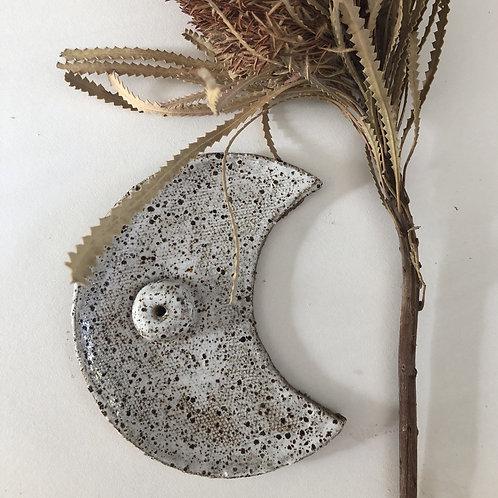 THE CLAY SOCIETY | Incense holder | Moon