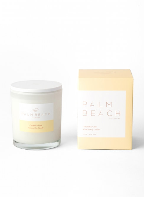 PALM BEACH COLLECTION | Coconut & Lime | Standard Candle