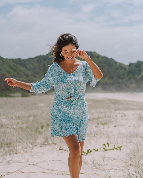 SAN JOSE THE LABEL | Isle de Pines Mini Skirt